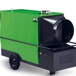 Diesel heater huren – Remko CLK120-01
